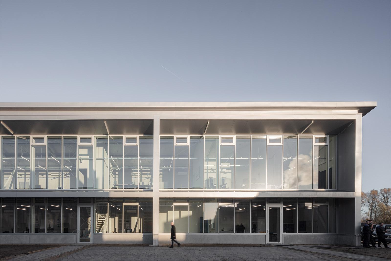 Stem op Gebouw AR voor de Heuvelink Architectuurprijs 2020