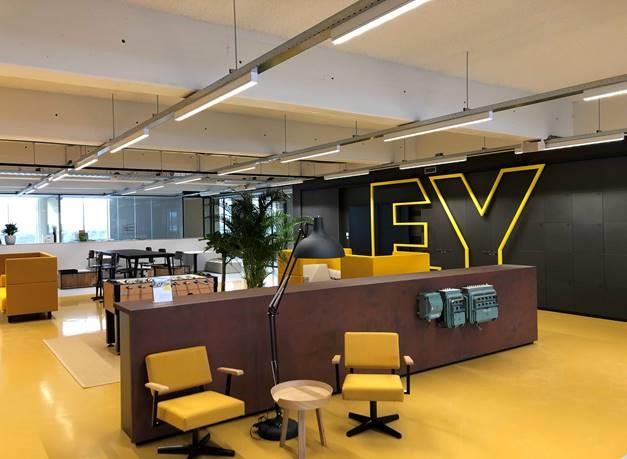 Nieuw kantoor voor EY in herontwikkeld Gebouw LB op IPKW