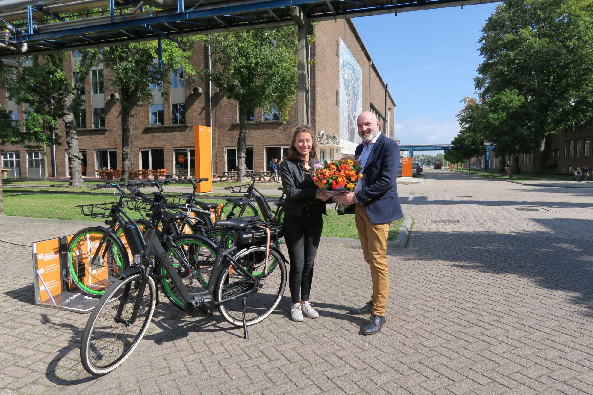 Succesvolle proef met elektrische deelfietsen in Arnhem