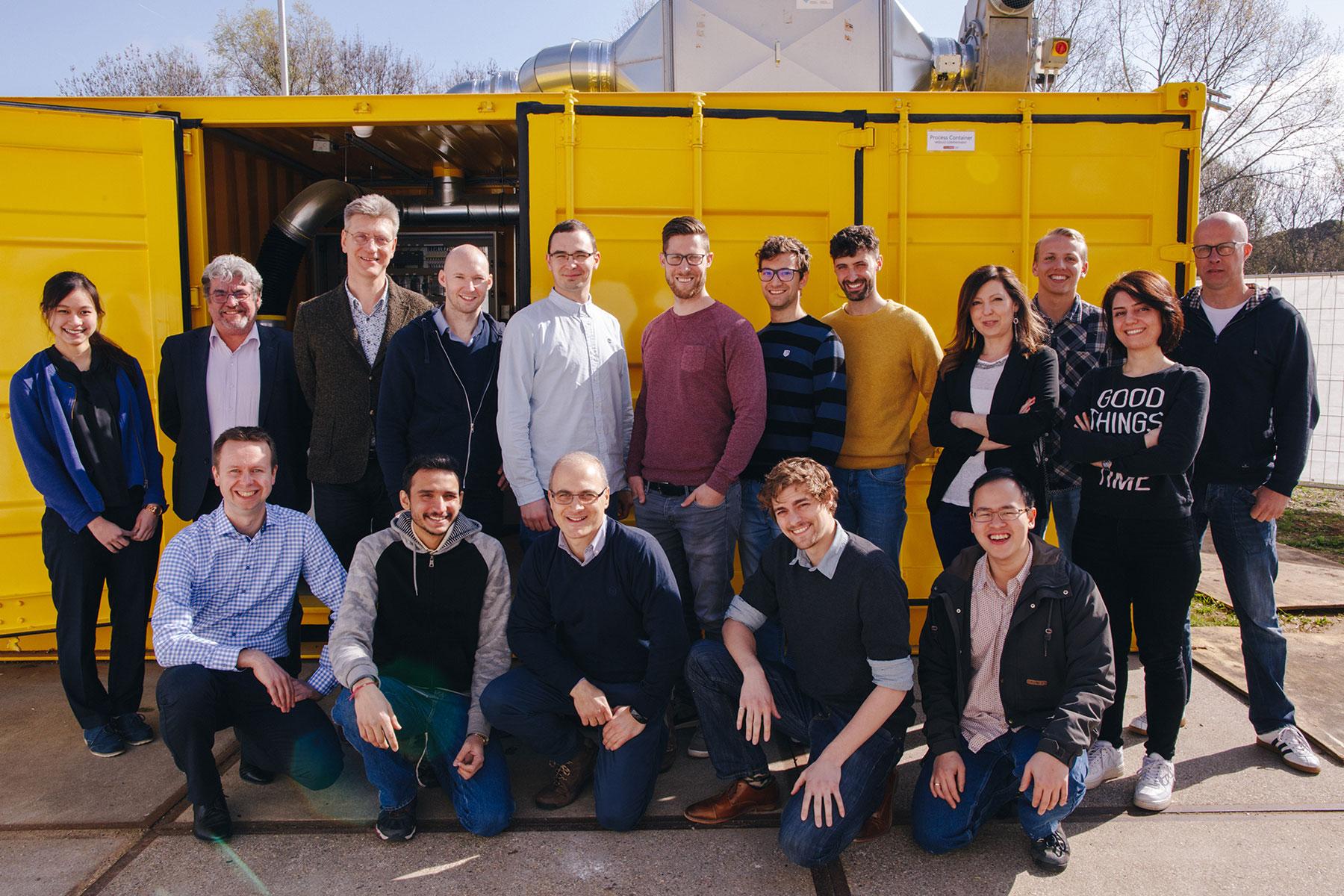 IPKW'er Elestor start samenwerking met toonaangevende Europese partners voor ontwikkeling van membraanloze HBr flow batterij
