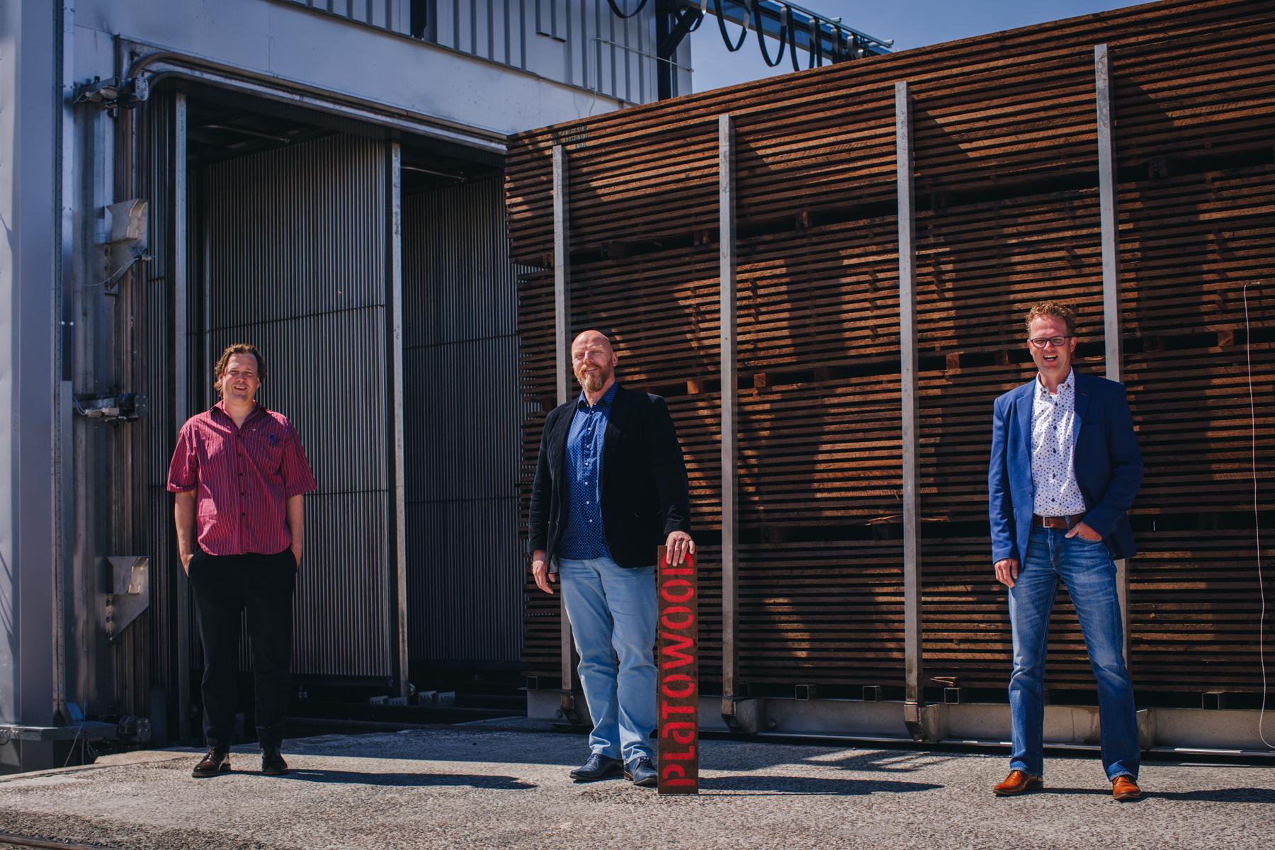 IPKW'er Platowood klaar voor de toekomst door investering in duurzaam machinepark