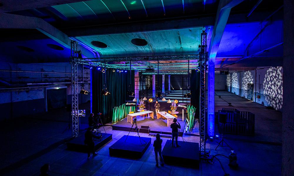 Industrial Studios als veilig en betaalbaar alternatief voor evenementen