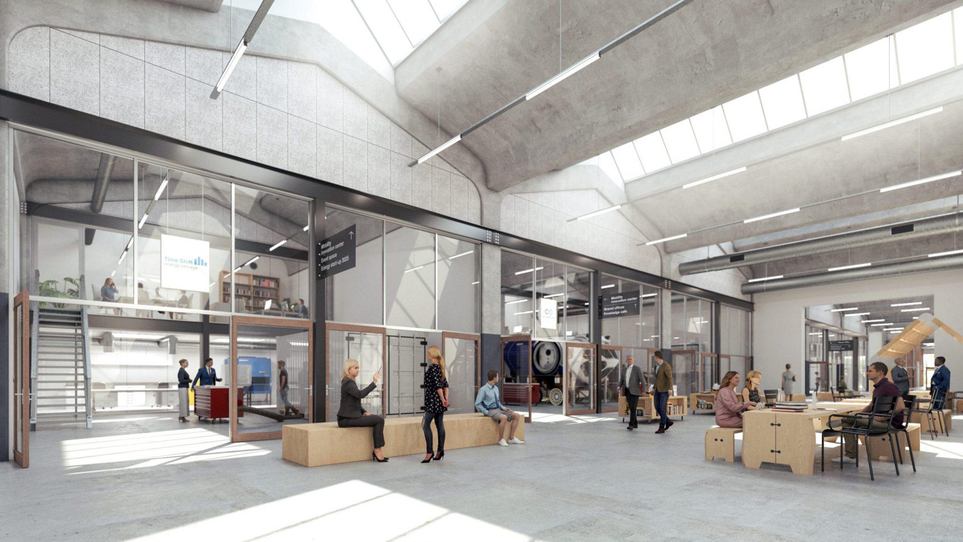 Innovatielab voor energietransitie in Arnhem roept op om deel te nemen