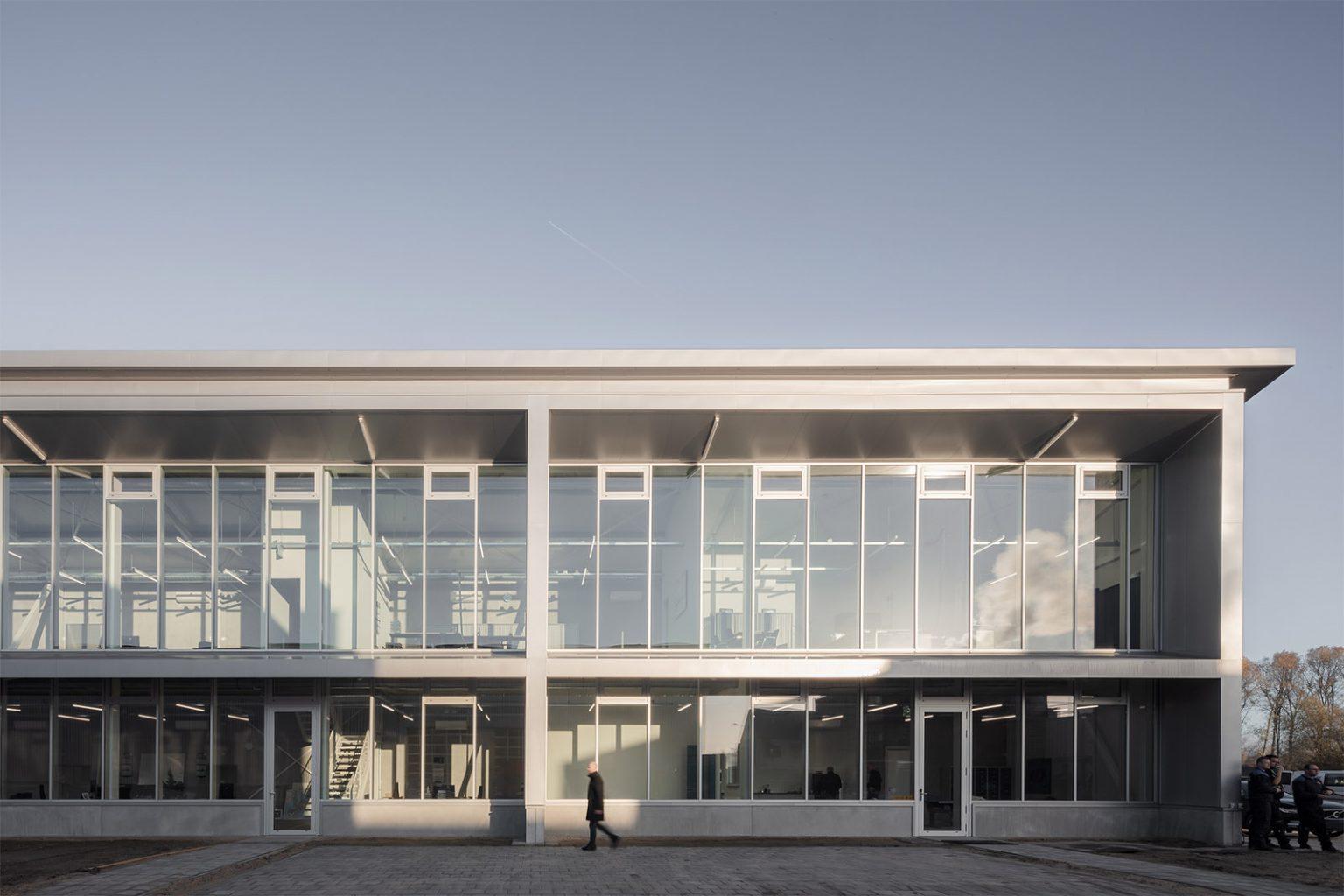 Gebouw AR genomineerd voor Heuvelink Architectuurprijs 2020