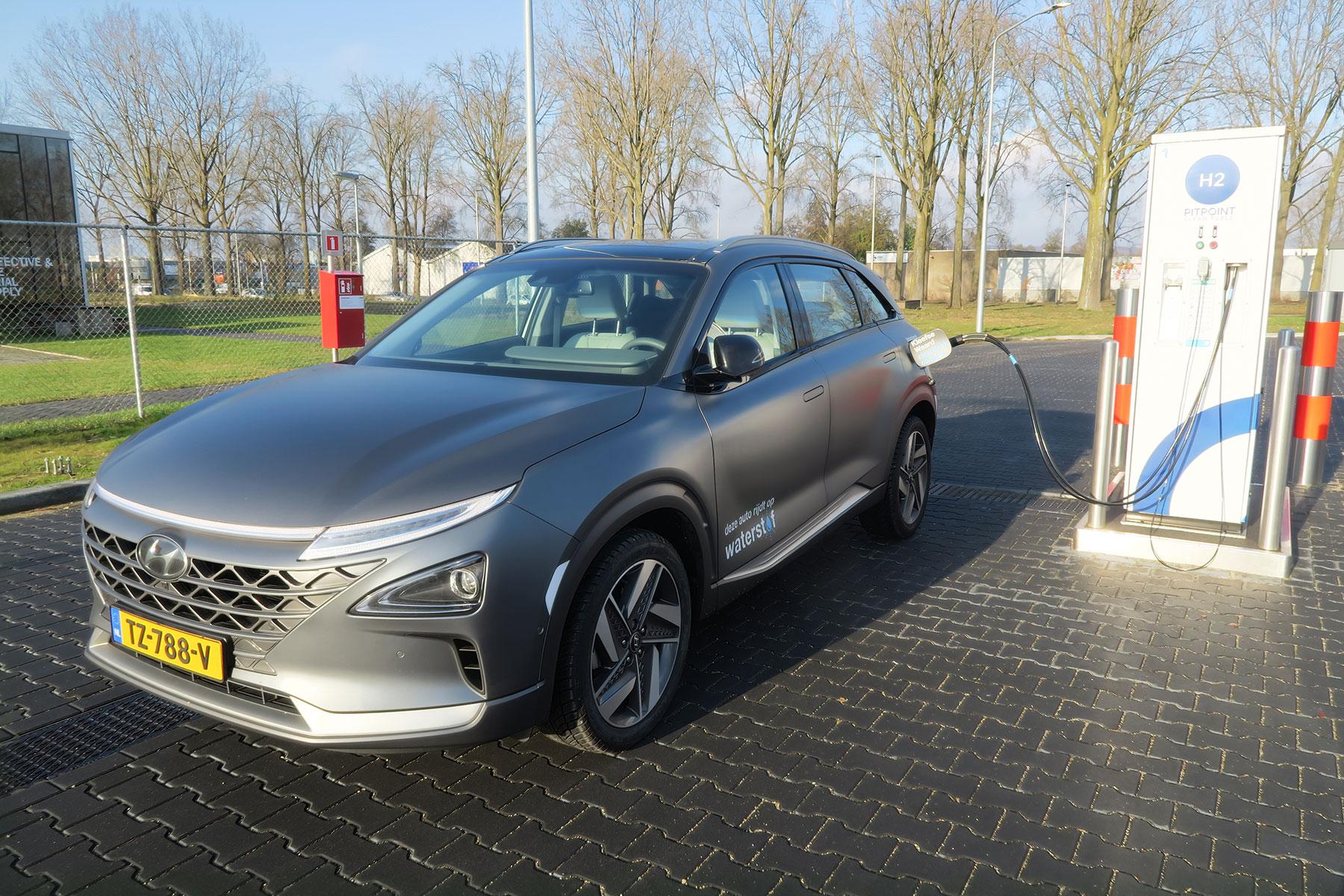70 extra waterstofauto's dankzij subsidie gemeente Arnhem en provincie Gelderland