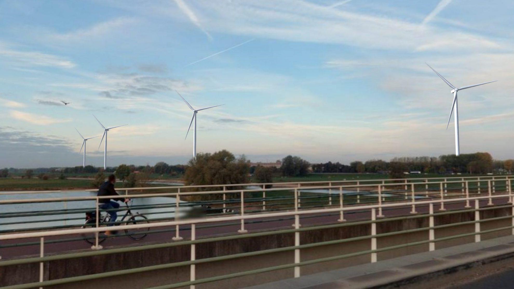 Enowatts: Consortium onderzoekt waterstofopslag voor Arnhemse windenergie