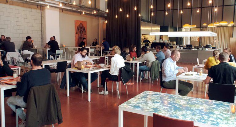 parkrestaurant De Waard