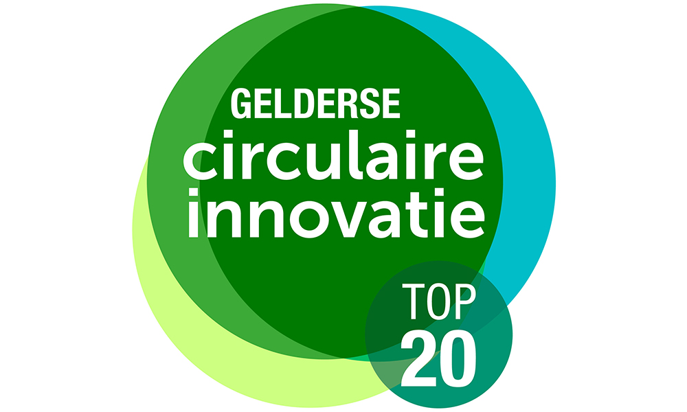 Gelderse Circulaire Innovatie Top 20 bekend