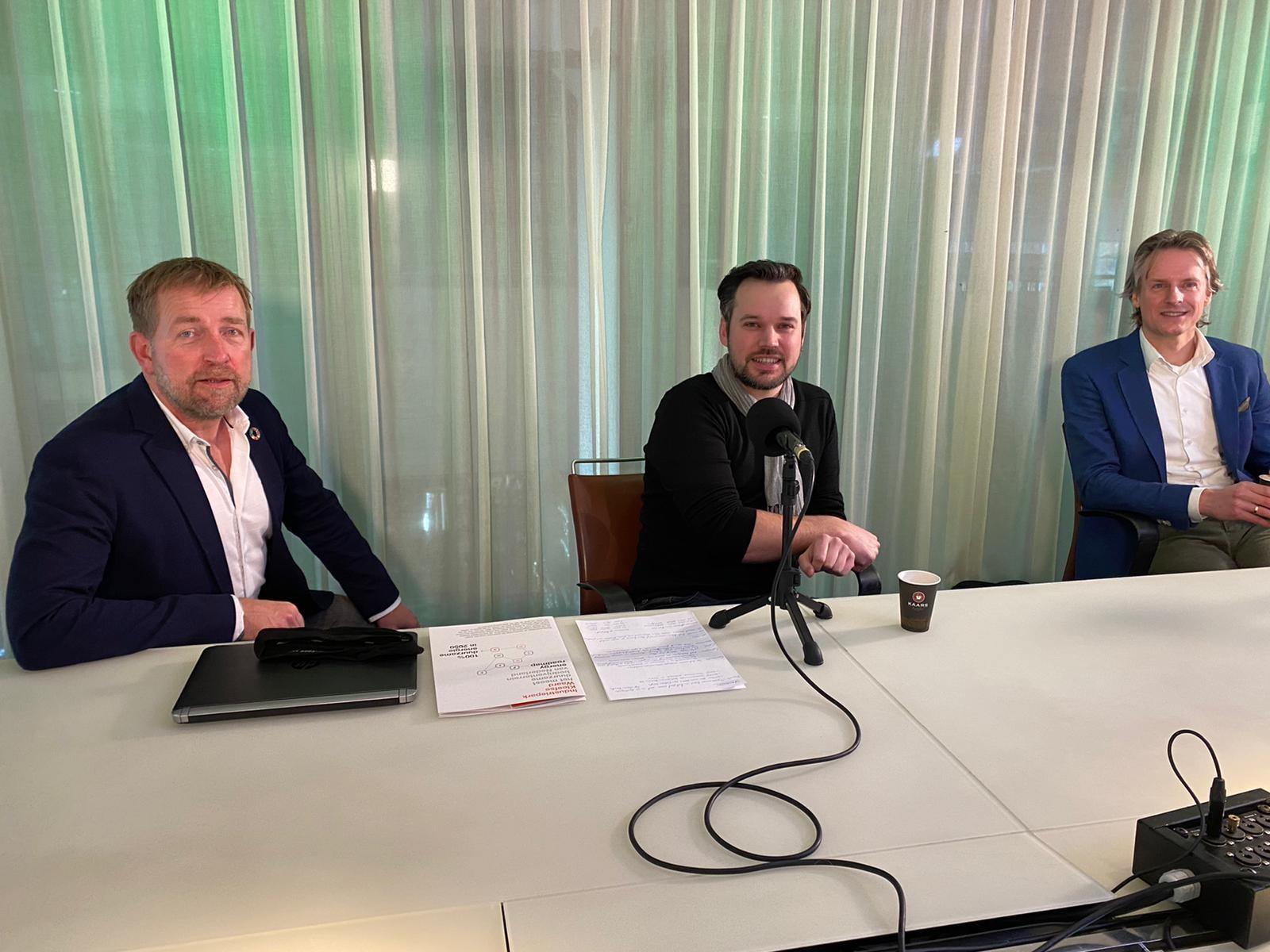 De groene ambities van IPKW tijdens BNR uitzending The Green Quest