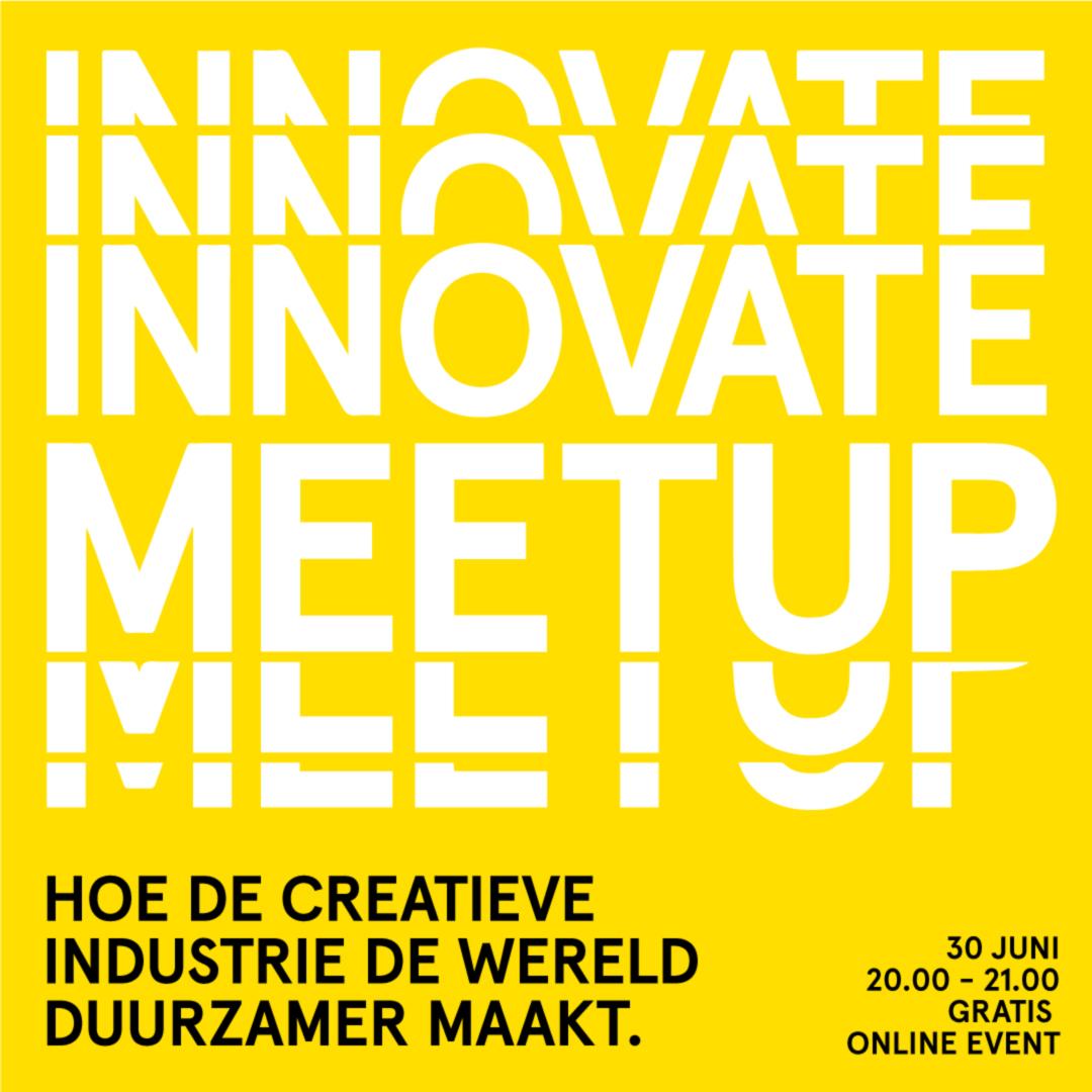 Live bij Industrial Studios: Innovate Meetup
