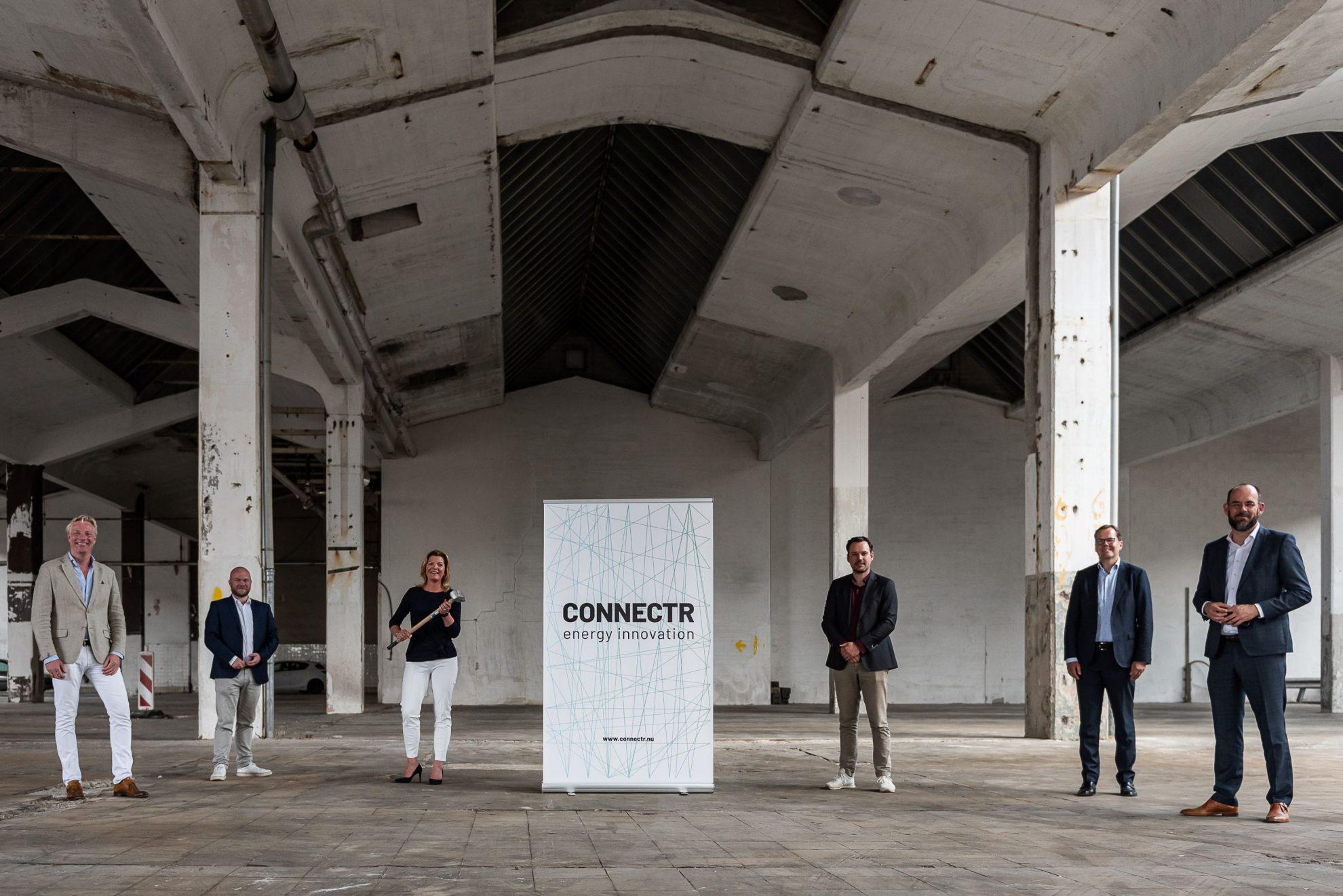 Connectr start met bouw Innovatielab: Bijdrage van 5 miljoen euro voor realisatie energy hotspot