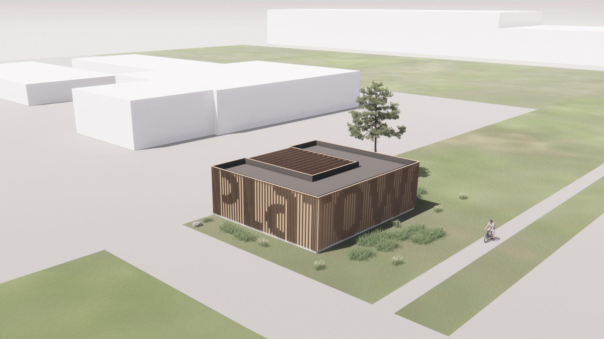 Weeber Architecten wint Platowood ontwerpcompetitie