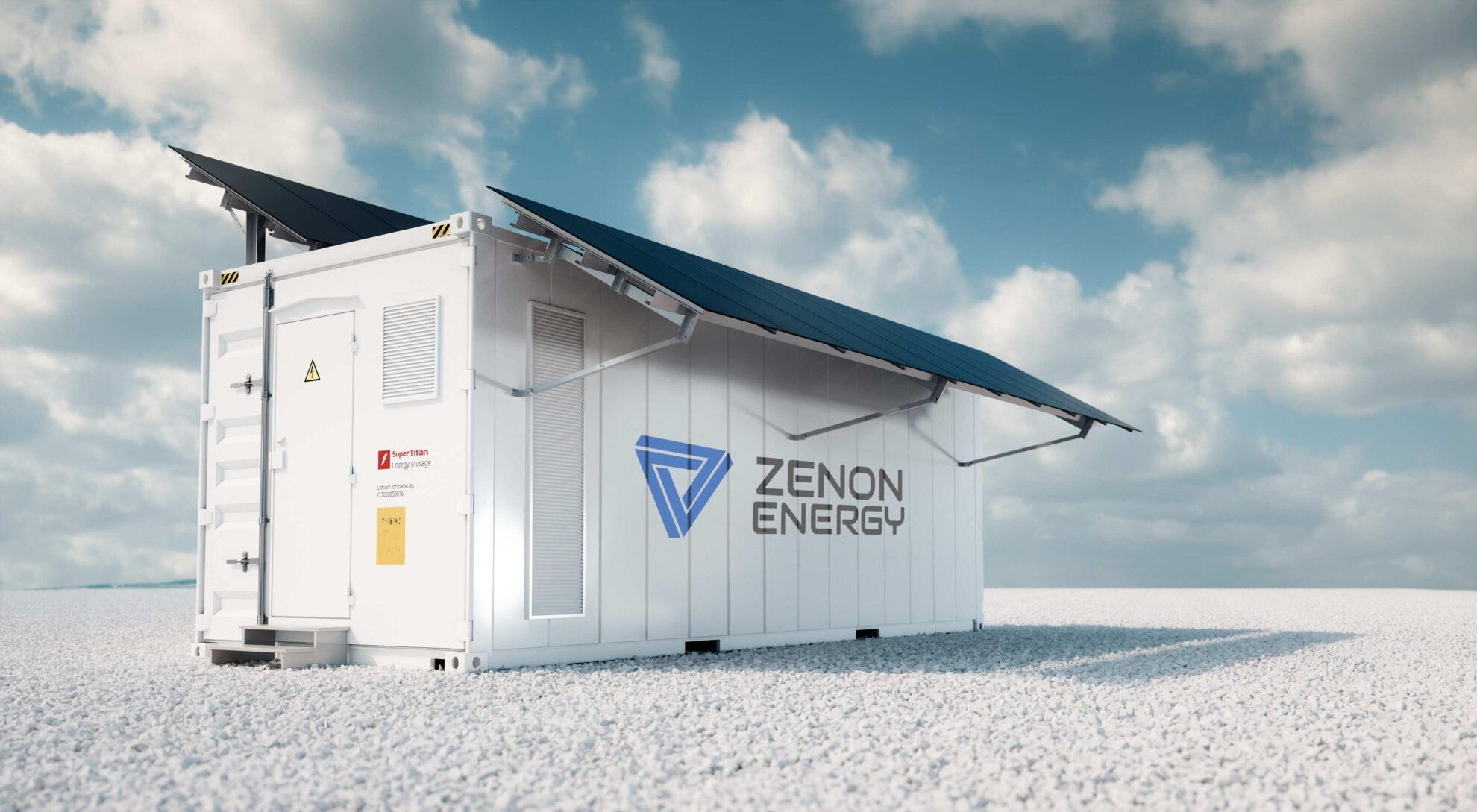 Meet Zenon Energy!